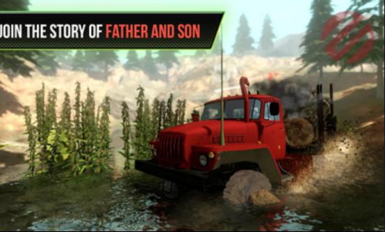 卡车越野模拟4