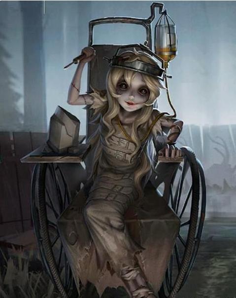 第五人格:新角色艾达曝光,推理她是求生者?全新不归林地图来了