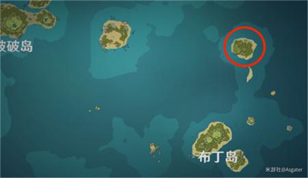 原神半截船在哪?