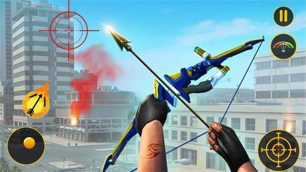 刺客弓箭手射击
