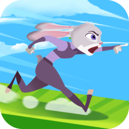 奔跑的英雄